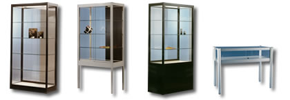 MALLFORMS Custom Showcases